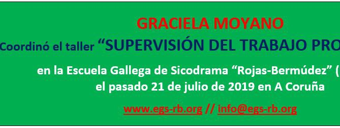 Taller Supervision EGS-RB julio 2019