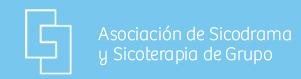 Asociación de Sicodrama y Sicoterapia de grupo Logo