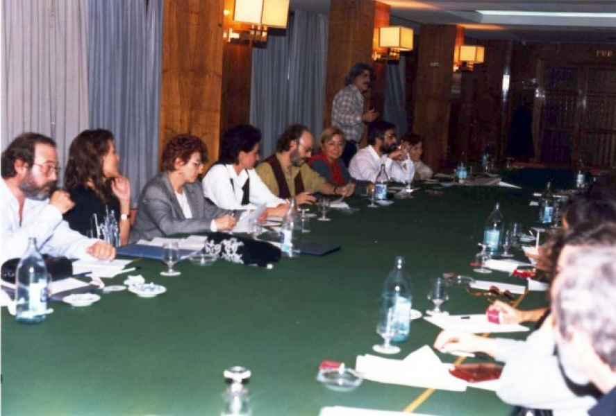 Reunión fundación